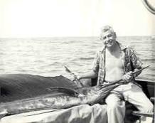 Ocean fishing at Acapulco