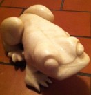 Marble Frog