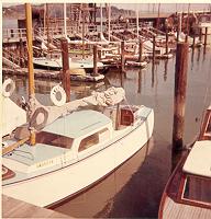 Abe's sailboat