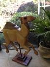 Wood Camel